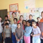 Entrega de Frezzer al Centro Comunitario Caritas Felices