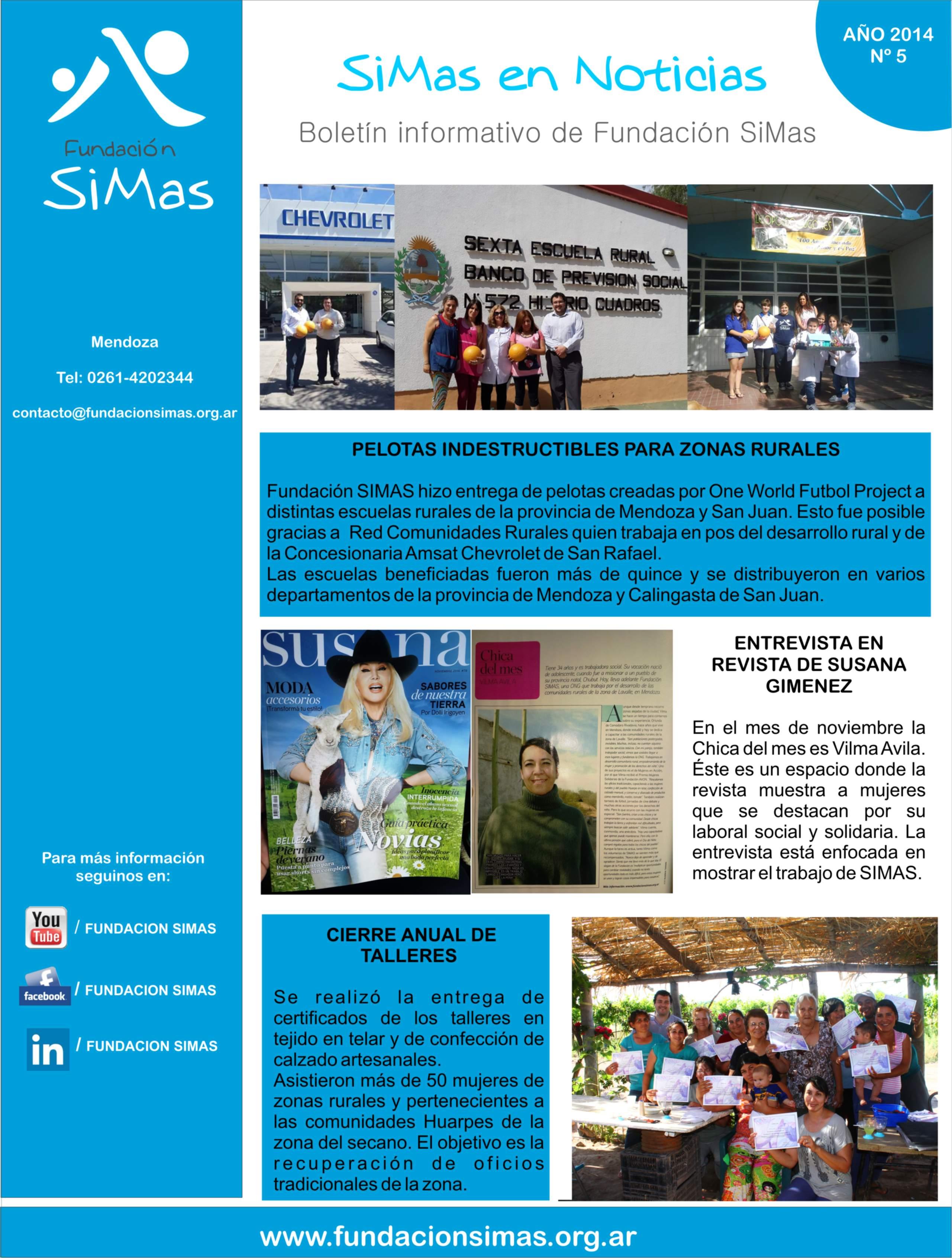 newsletter nº5