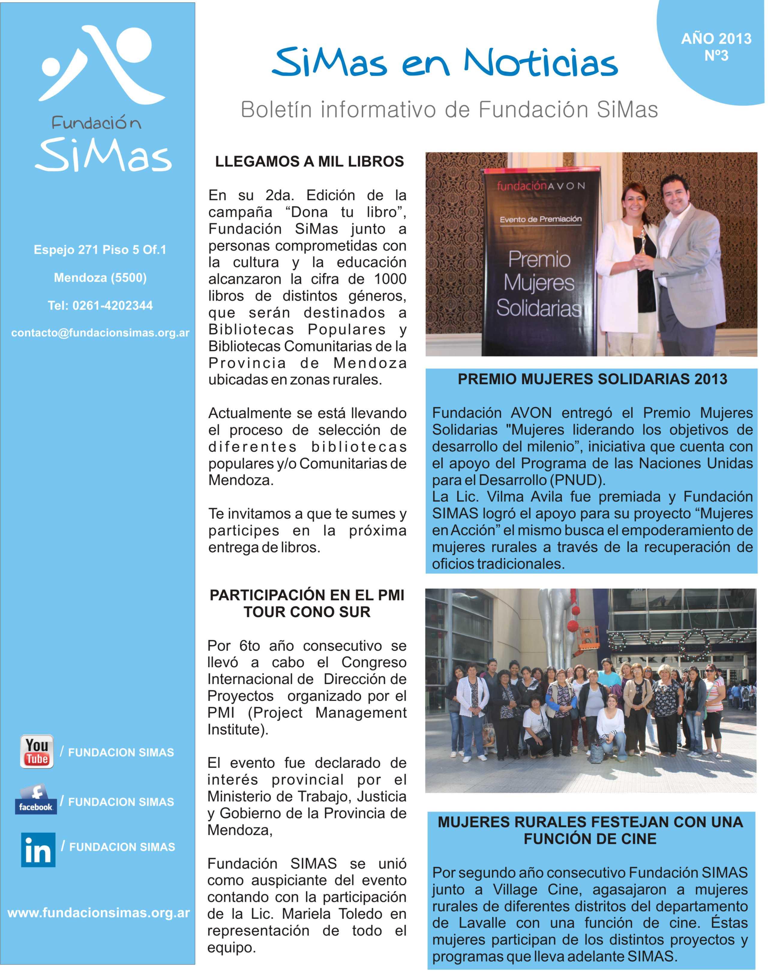 newsletter nº 3