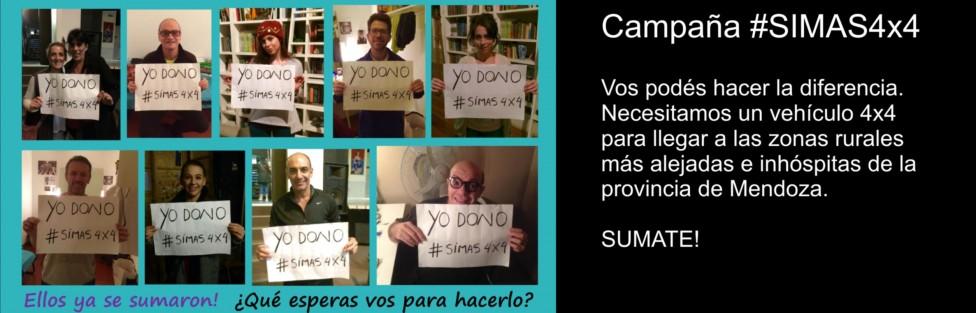 Campaña SIMAS 4×4
